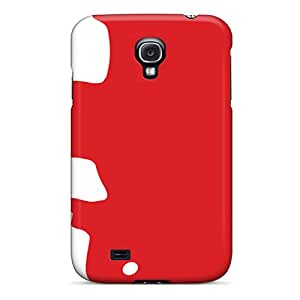 (tDP3603PWpZ)durable Protection Case Cover For Galaxy S4(buffalo Bills)