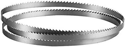 Scheppach Basa 1 Bands/ägeblatt f/ür Holz 1490 f/ür z.B Breite 8 mm St/ärke 0,5 Zahnteilung 4 mm