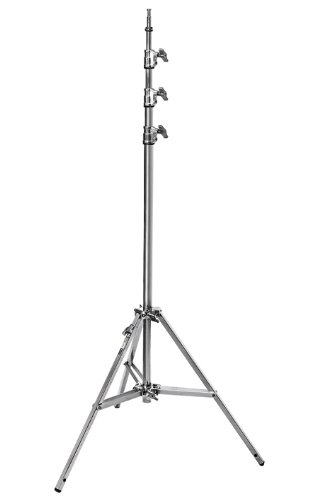 Avenger A0045CS Steel Baby Photographic Light Stand 45 (Silver) by Avenger