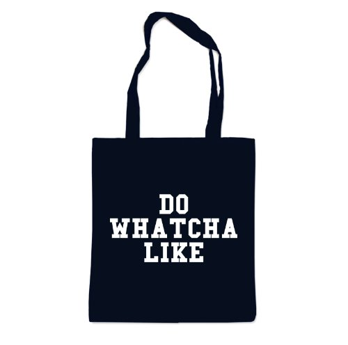 Do Whatcha Like Bolsa Negro