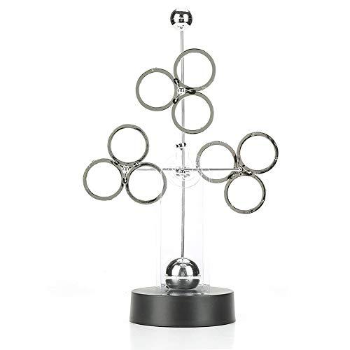 Movimiento perpetuo, movimiento perpetuo electrónico creativo giratorio modelo celestial Arte cinético artesanía...