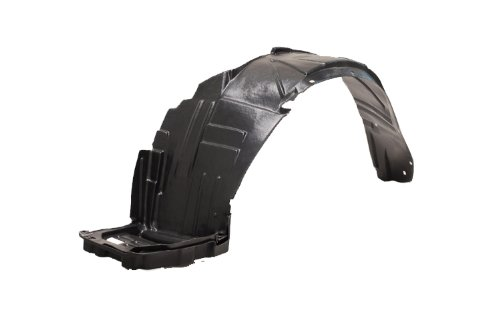 Acura RSX Replacement Front Driver Side Plastic Fender Liner Splash Shield (Acura Rsx Fender)