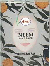 Ayur Neem Face Pack (Antiseptic Face (Neem Face Pack)