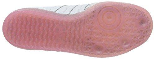 Basses White Blanc footwear White Samba easy Adidas Pink footwear Femme TUwxZaq0