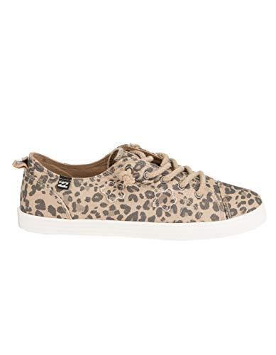 Billabong Cheetah - Billabong Marina Cheetah Shoes, Cheetah, 6.5