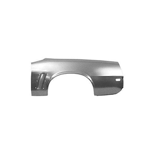 (MACs Auto Parts 44-43249 Mustang Coupe and Convertible Left Side Quarter Panel Skin )