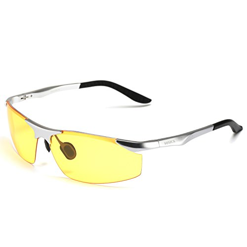 Polarized Professional HD Night Vision Driving Glasses Outdoors Anti-glare - Sunglasses Professional
