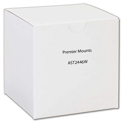 Premier Mounts AST-2446W Adjustable-Height Suspension, White
