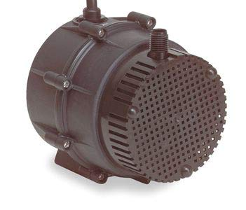 Corrosion-resistant Little Giant Submersible Pump Model NK-2 (527003) 115V