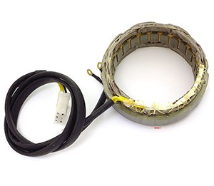 (Rick's Motorsport Electrics - Stator - Compatible with Honda DOHC CB750 CB900 CB1100)