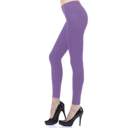 D&K Seamless Leggings (Thin, Regular, Fleece, Thermal, Plus)