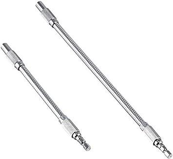 "1//4/"" Flexible Shaft Screwdriver Holder Extension Drill Bit Socket Hex Hose 1X"