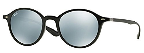 Ray-Ban Tech Liteforce RB 4237 Sunglasses Black / Green Mirror SIlver 50mm & HDO Cleaning Carekit - Rb Liteforce