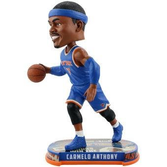 0cb6d4fbc51 Forever Collectibles Carmelo Anthony New York Knicks Headline Special  Edition Bo.