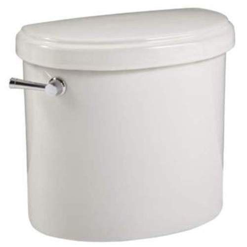 Mirabelle MIRPR200WH Provincetown 1.28 GPF Toilet Tank Only with 12'' Rough In - Left Hand Trip Lever by Mirabelle