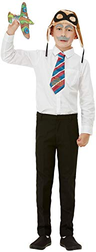 Boys Girls David Walliams Grandpas Great Escape World Book Day Week Fancy Dress Costume Outfit ()