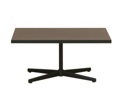 arne ローテーブル リビング 角型 カフェテーブル ロータイプ 90TL Type1 ダークブラウン B00CTKA67Q 幅90cm×高さ約43cm|ダークブラウン ダークブラウン 幅90cm×高さ約43cm