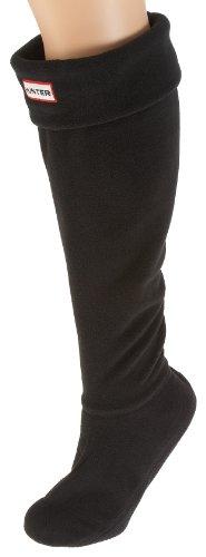 Hunter Unisex Welly Socks - Black