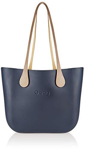 B001 Handbag 018 blu Blue Bag 018 Navy O Women's Eqwf6SOf