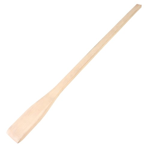Excellante 42-Inch Wood Mixing Paddles (Giant Wooden Spoon)