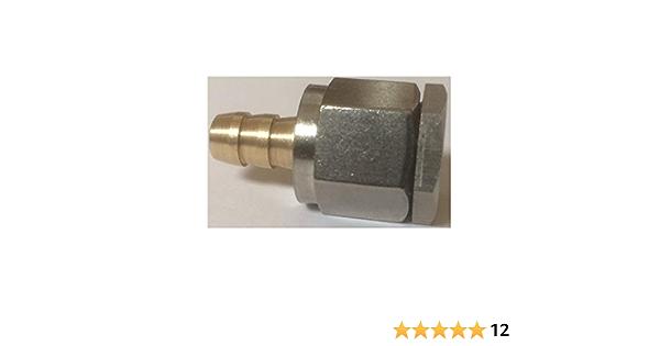 Ford Multi-port For smaller Schrader valves Fuel InjectionTest Adapter EFI