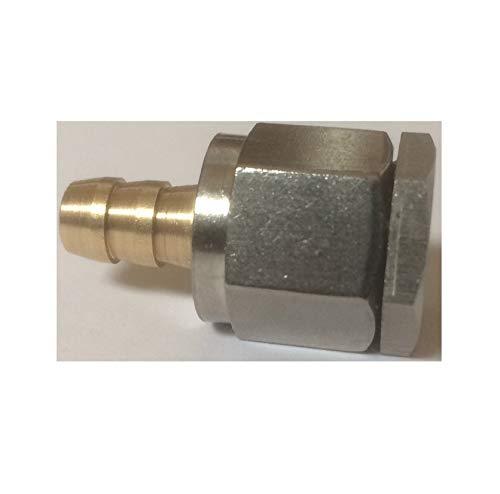 Fuel Rail Pressure Gauge Adapter/Opener for Ford Schrader Valve Service Port
