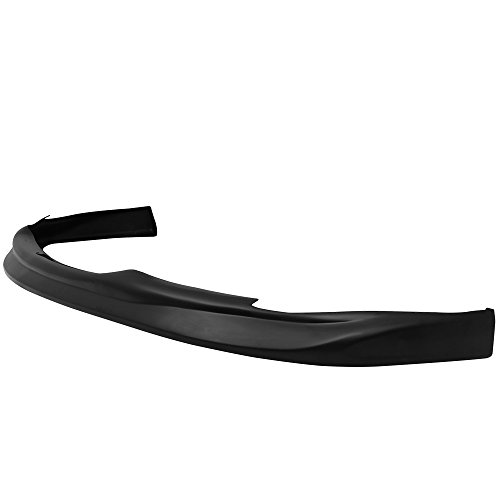 Front Lip Fit For 2007-2009 Nissan Altima Coupe   Ikon DP Style Unpainted Black Polyurethane (PU) Spoiler Splitter Valance Chin Bodykit by IKON MOTORSPORTS   2008 ()