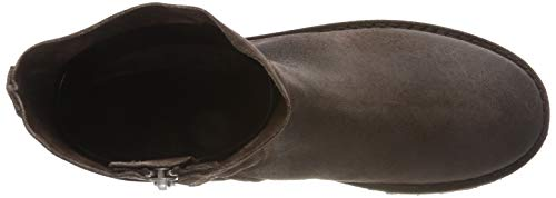 dark Amsterdam Bottines 3208 Brown Femme Shabbies Stiefelette Braun ZzqXqp1n
