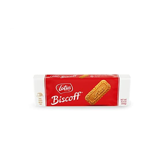 Lotus Biscoff Biscuit 250g (Pack of 3)