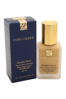 Estee Lauder Double Wear Stay-in-Place Makeup SPF 10 for All Skin Types, No. 84 Rattan (2w2), 1 Ounce (Estee Double Foundation Wear Rattan 2w2 Lauder)