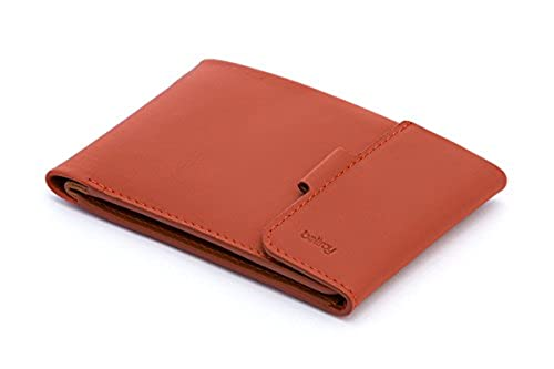 12. Bellroy Leather Coin Fold Wallet