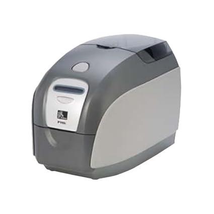 Zebra P100I - Impresora de tarjetas (600 tarjeta/hora, 102 ...