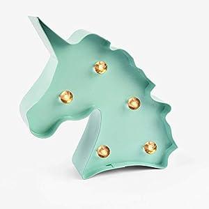 Mini Lampe Décorative - Licorne