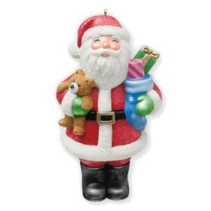 Hallmark Keepsake Ornament Jolly Old Elf 2010 ()