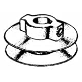 2-1/4 X 1/2 Inch Die Cast Pulley