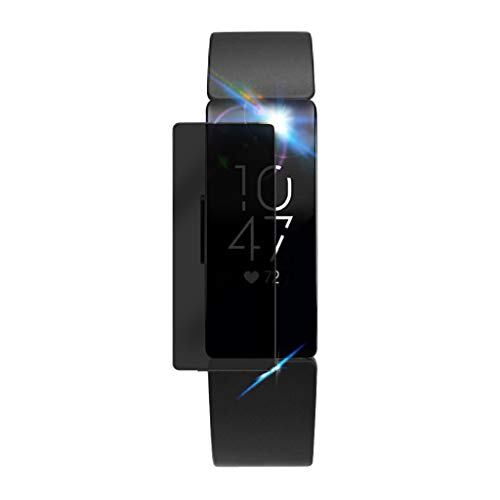 Hefu ♒ 1PC Privacy Protect Anti-theft Film For Fitbit inspire Film Tempered Full Screen Protector