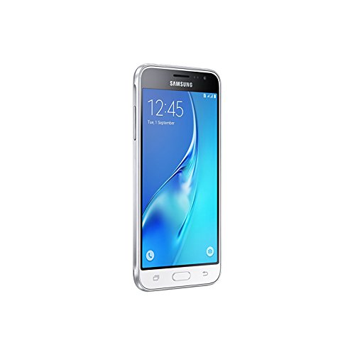 Samsung Sm J320fzwnbtu Galaxy J3 Sim Free Smartphone Amazon Co Uk