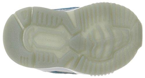 New Balance - Zapatillas para niño Teal/Grey