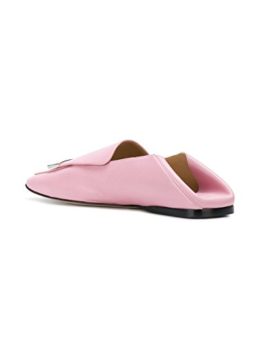 Sergio Loafers Pink Rossi Leather A77990MNAN075850 Women's wWcn4rWAUp