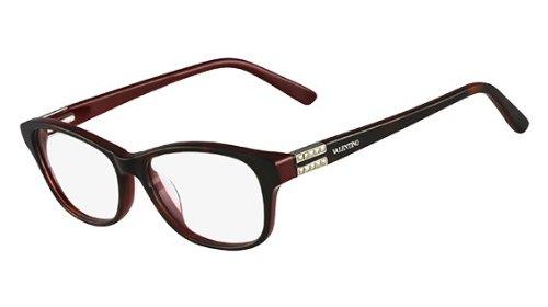 VALENTINO Eyeglasses V2624 231 Havana/Bordeaux - Valentino Eye Glasses