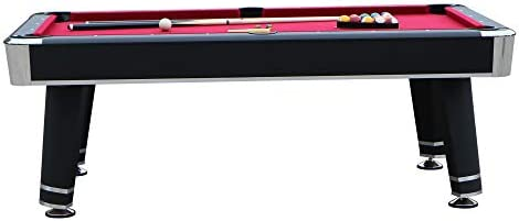Hathaway Jupiter - Mesa de Billar (84 x 122 x 78,7 cm), Color Negro: Amazon.es: Deportes y aire libre
