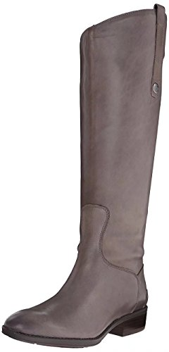 Riding Boots With Zipper - 7
