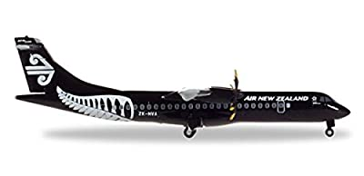 HERPA 530446 Air New Zealand ATR-72-600 Aircraft Model Kit, Multi-Colour