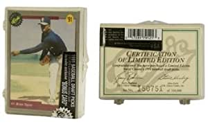 1991 Classic Baseball Draft Picks Set