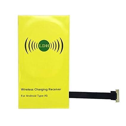 Amazon.com: LDH QI Receptor de cargador inalámbrico, módulo ...