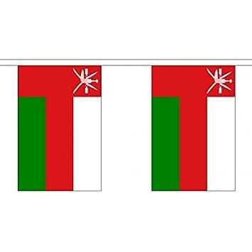 3 metros 10 (22,86 cm x 15,24 cm) de la bandera de Omán ...