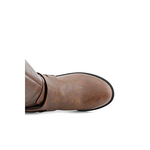 G Da Indovinare Donne Hertle 2 Stivali Casual Marrone Scuro