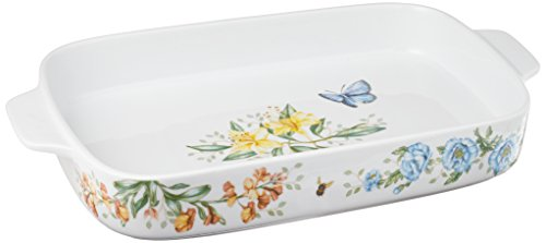 Lenox Butterfly Meadow Rectangular - Chip Butterfly Meadow