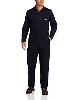 Men's Big-Tall Flame Resistant Long Sleeve Coverall