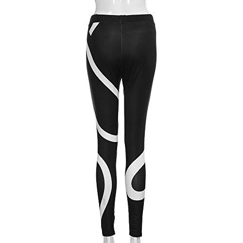 Homebaby Pantalon Yoga Femmes Sport Pantalon Taille Haute Workout Leggings Fitness Pantalon de Yoga Pantalon de Sport Femme Legging de Yoga Femmes Yoga Running Pantalons